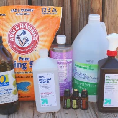 DIY Green Cleaning Ingredients You Need To Get Started