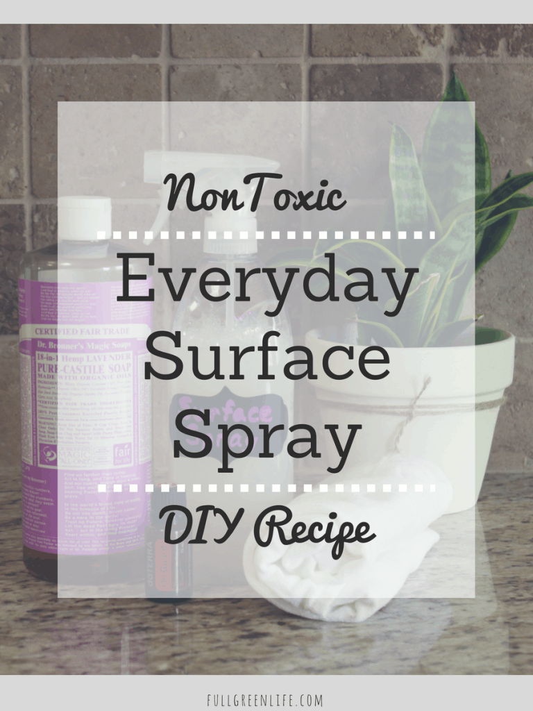 Everyday Surface Spray