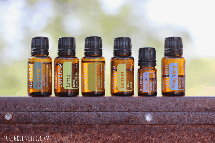 creativity diffuser blend oils