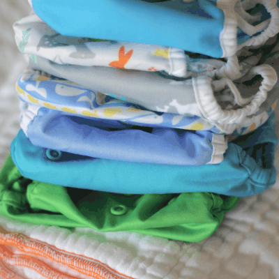 Cloth Diapering: Dispelling The Myths