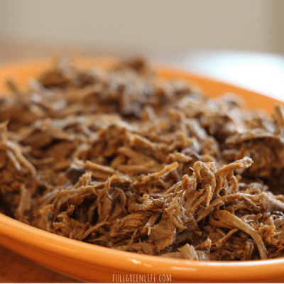 Spicy Chipotle Shredded Beef