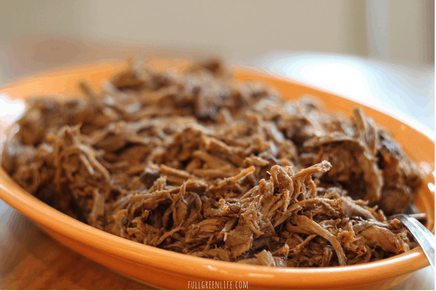 Spicy Shredded Beef