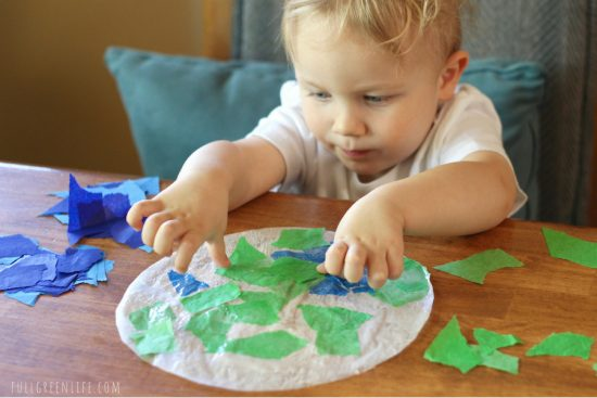 toddler fine motor activity