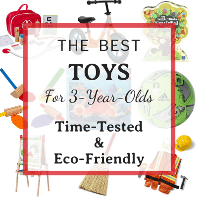 Best Toys For 3-Year-Olds Eco-friendly