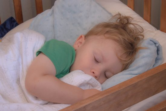 child cough at night find relief with essential oils
