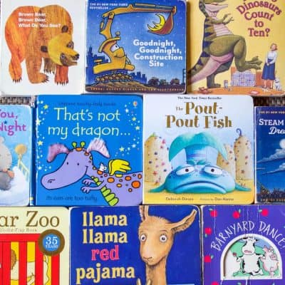 10 Best Board Books With Rhythm, Rhyming, & Repetition