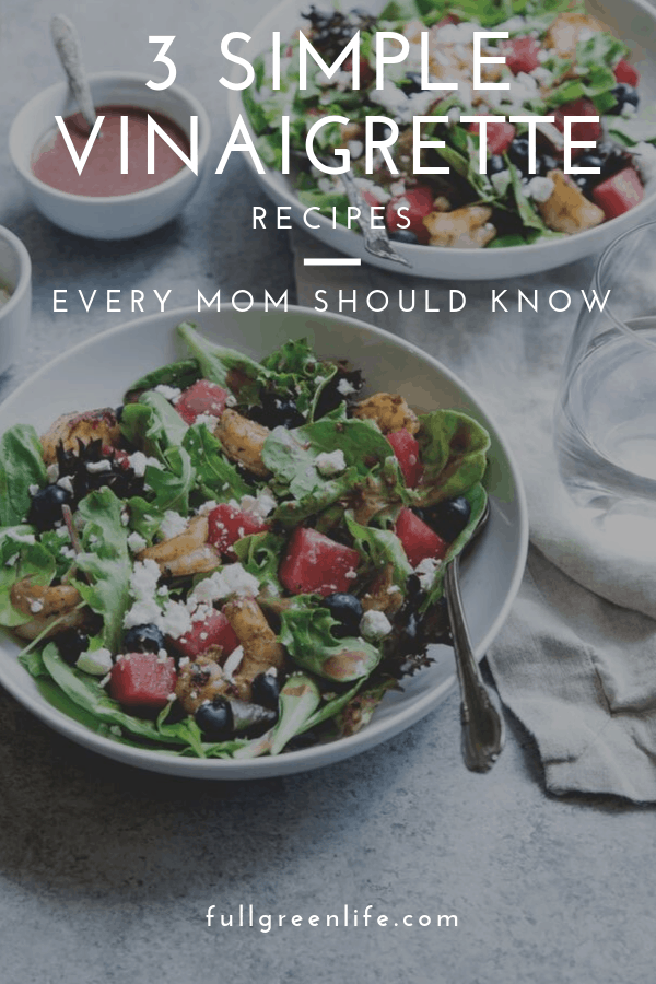salad vinaigrette recipes and how-to