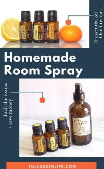 DIY Room Spray pin