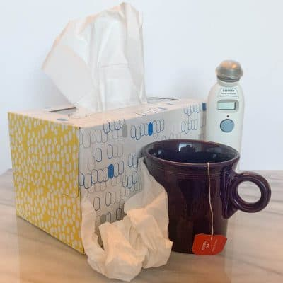 How To Keep An Illness From Spreading Through Your Entire Household